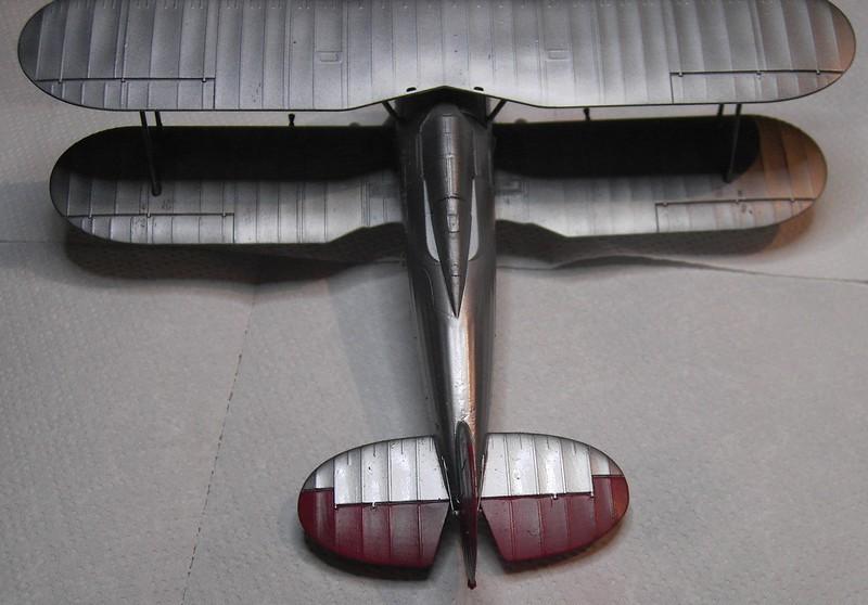 Gloster Gladiator Mk I, Merit 1:48 Pict87592kvkur