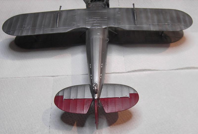 Gloster Gladiator Mk I, Merit 1:48 Pict87602h5j9e