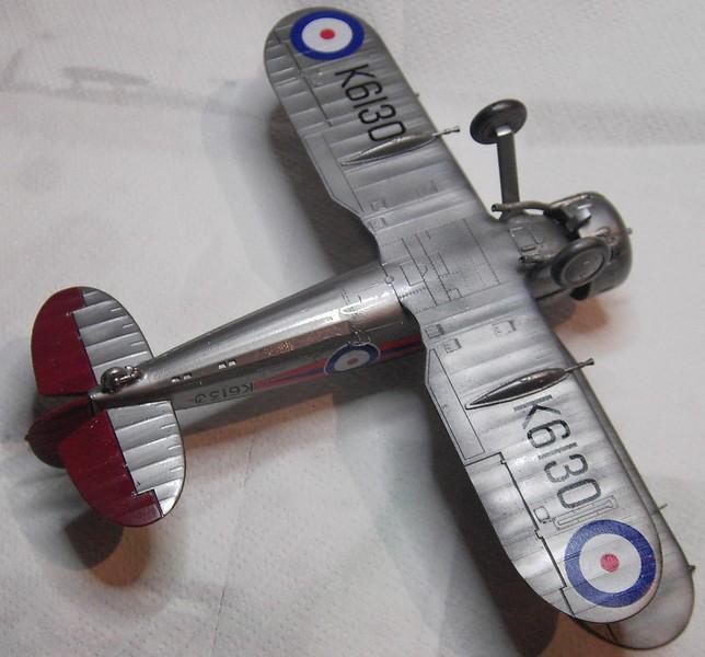 Gloster Gladiator Mk I, Merit 1:48 Pict87642t2keq