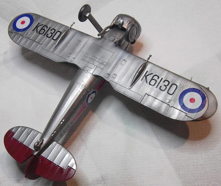Gloster Gladiator Mk I, Merit 1:48 Pict876528hkf3