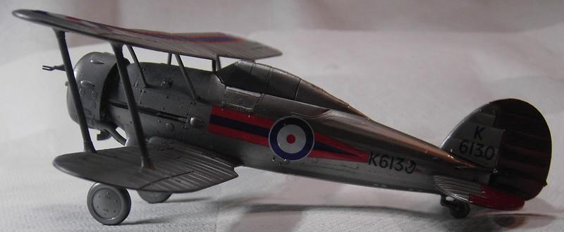 Gloster Gladiator Mk I, Merit 1:48 Pict87672nrjxg