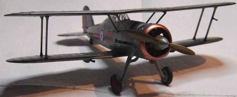 Gloster Gladiator Mk I, Merit 1:48 - Seite 2 Pict87832szklu