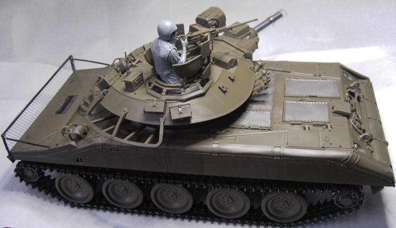 M551 Sheridan als Standmodell / Tamiya, 1:16 Pict87892kuk4i
