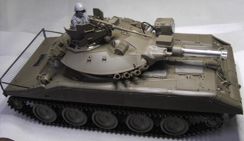 M551 Sheridan als Standmodell / Tamiya, 1:16 Pict87902ikk2m