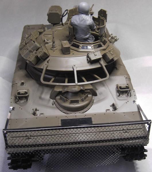 M551 Sheridan als Standmodell / Tamiya, 1:16 Pict87912srj1w