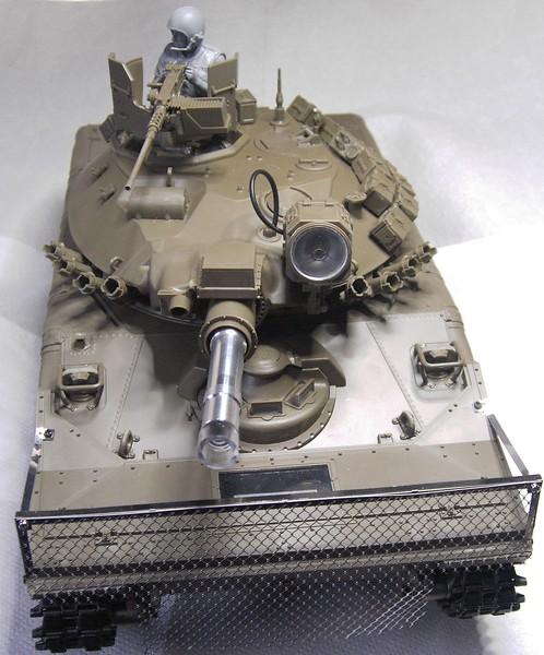 M551 Sheridan als Standmodell / Tamiya, 1:16 Pict87922r5k1x