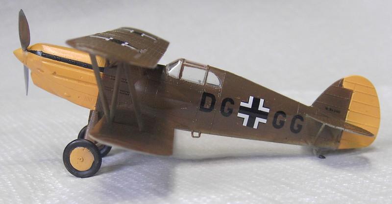 Avia B 534 1:72 von Eduard (Royal Class Bausatz) Pict88712llko7