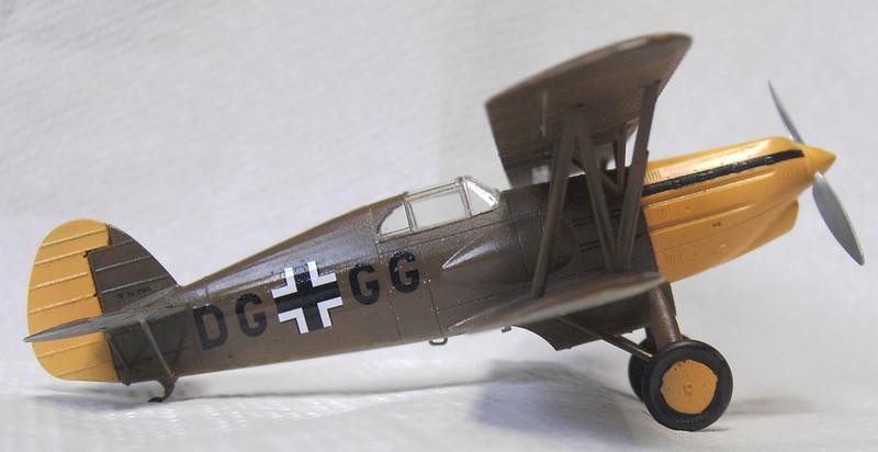 Avia B 534 1:72 von Eduard (Royal Class Bausatz) Pict88752djkan