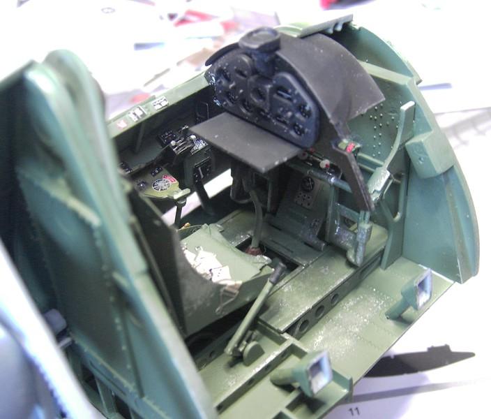 Grumman F6F Hellcat / Airfix, 1:24 Pict89142n3j70