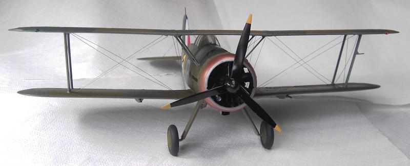 Gloster Gladiator MK II / ICM 1:32 Pict91272ybkcg