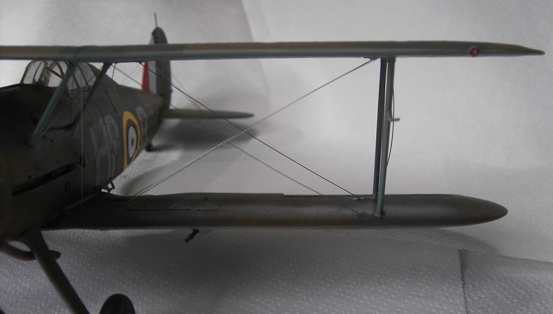 Gloster Gladiator MK II / ICM 1:32 Pict91292z1jz2