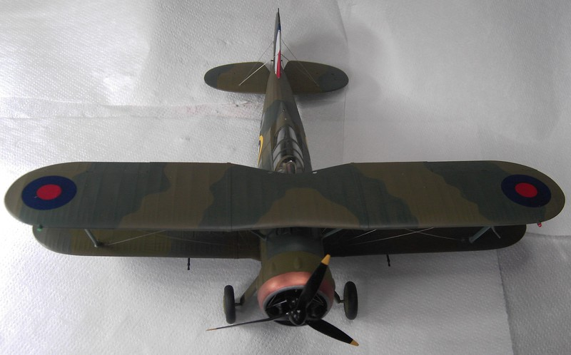 Gloster Gladiator MK II / ICM 1:32 Pict91312qbkxp