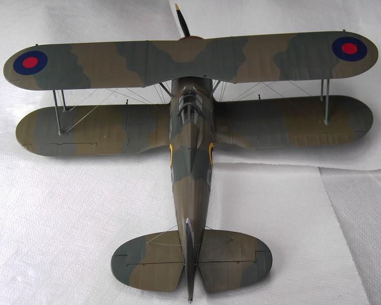 Gloster Gladiator MK II / ICM 1:32 Pict91322rkjz1