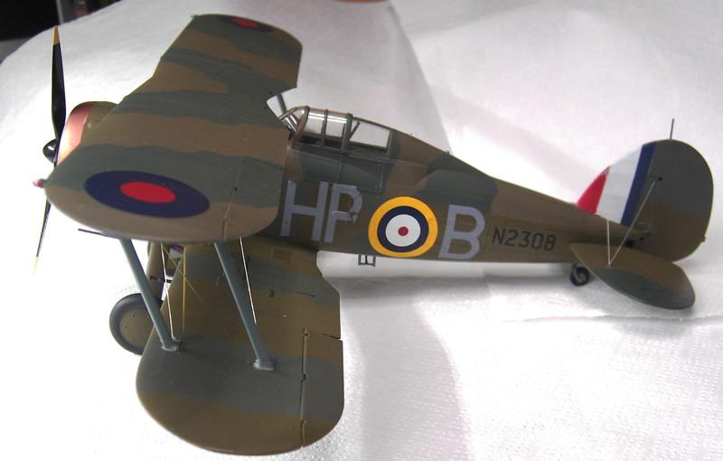 Gloster Gladiator MK II / ICM 1:32 Pict913521nj9p