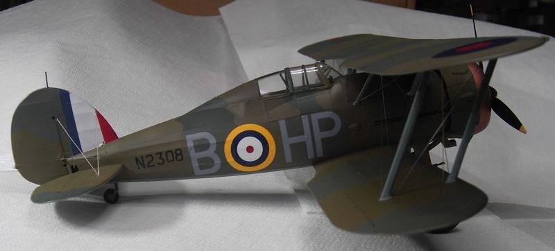 Gloster Gladiator MK II / ICM 1:32 Pict91372upjdc