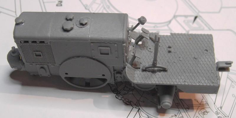 German Tractor D8506 in 1:35 von MiniArt Pict92482vfj8f