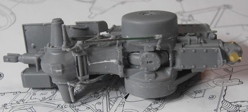 German Tractor D8506 in 1:35 von MiniArt Pict925425ijd5