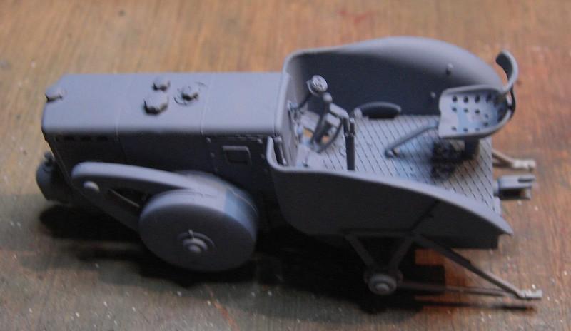 German Tractor D8506 in 1:35 von MiniArt Pict92552a5k3s