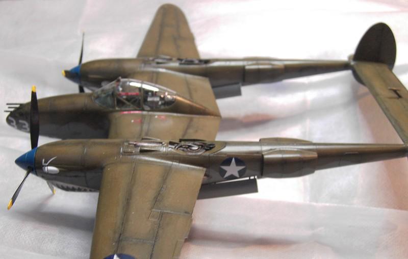 Lockheed P-38 F/G Lighning 1:48 Pict97302zijua