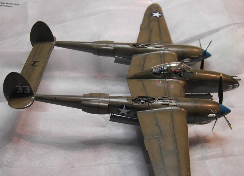 Lockheed P-38 F/G Lighning 1:48 Pict973120ij51