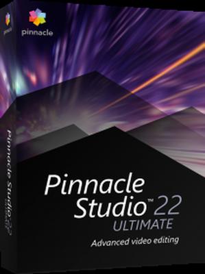 download Pinnacle Studio Ultimate v22.0.1.146 (x64) inkl. Premium Pack