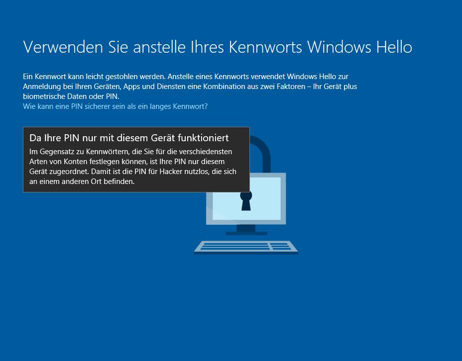 Win 10 - Neue Final Version April Update Windows 10 1803