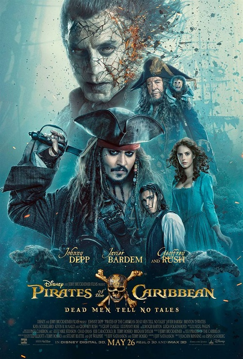 Karayip Korsanları 5 Film İndir
