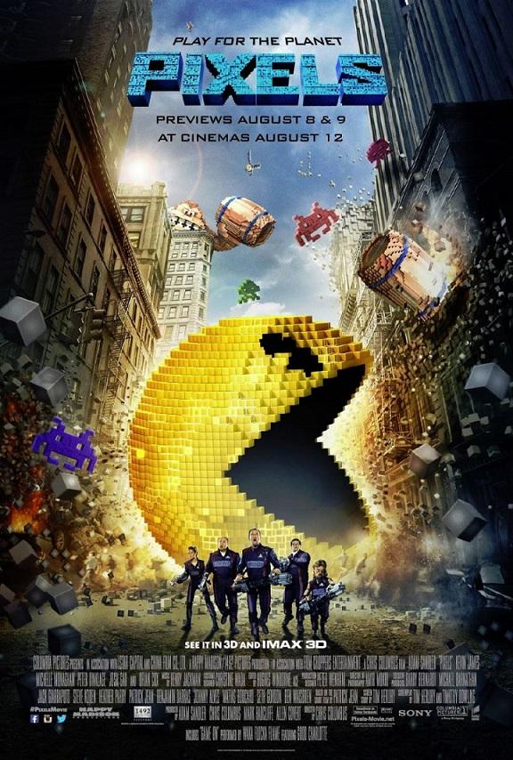 Pixels (2015) Film İndir