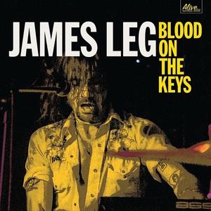 James Leg - Blood On The Keys (2016)
