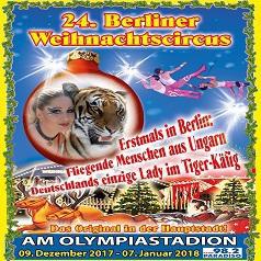 24. Berliner Weihnachtscircus
