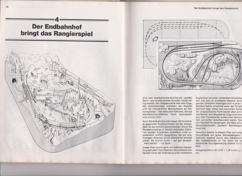 'ALBA Modellbahnpraxis' Band 1, Plan 5 Plan10016jk5o