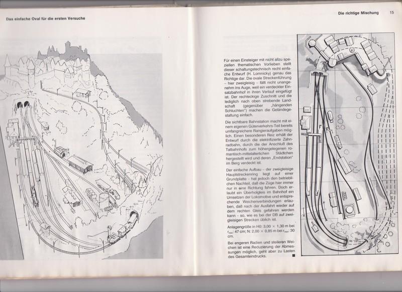 'ALBA Modellbahnpraxis' Band 1, Plan 5 Plan5001udj9y