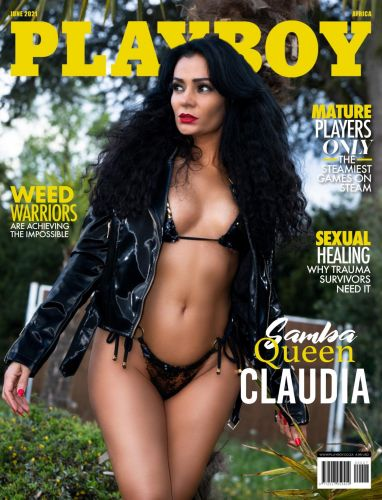Cover: Playboy Africa – June 2021