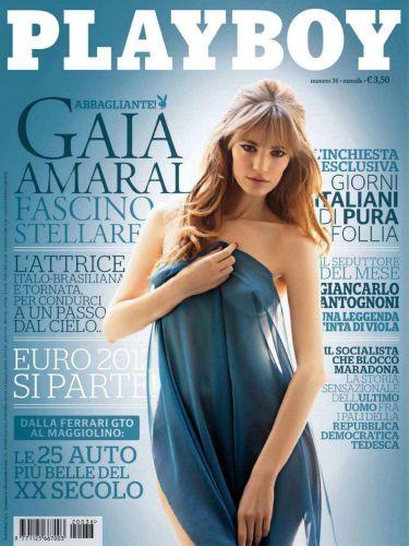 Playboy Italy - Giugno 2012