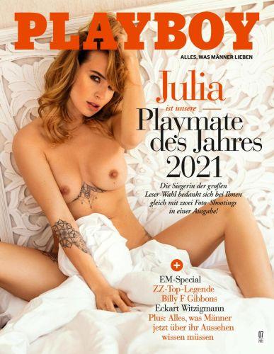 Playboy Magazin (Deutschland) No 07 2021