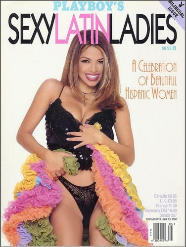 Cover: Playboy Sexy Latin Ladies May 1997