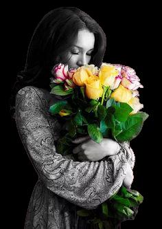 PNG Güzel Bayan Resimleri -