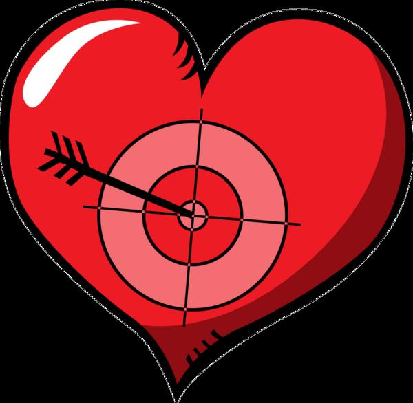 классический простреленное сердце картинки порой случается