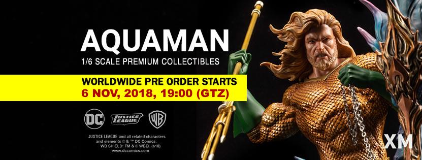 Premium Collectibles : JLA Aquaman 1/6**   Poaquamanhle9o