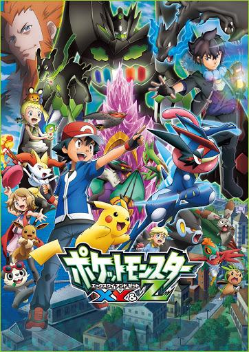 Anime Base Pokémon