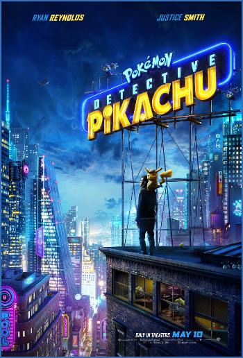 Pokemon Detective Pikachu 2019 BluRay 1080p DTS x264-PRoDJi