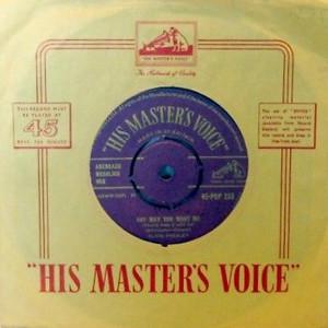 Diskografie Großbritannien (U.K.) 1956 - 1963 Pop2530bk94