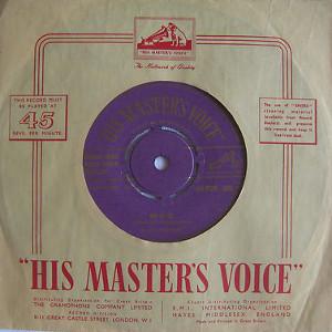 Diskografie Großbritannien (U.K.) 1956 - 1963 Pop3051xjk2