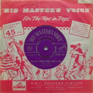Diskografie Großbritannien (U.K.) 1956 - 1963 Pop4281vkvm