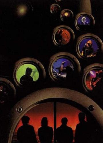Porcupine Tree - Arriving Somewhere (2006) [DVDRip]