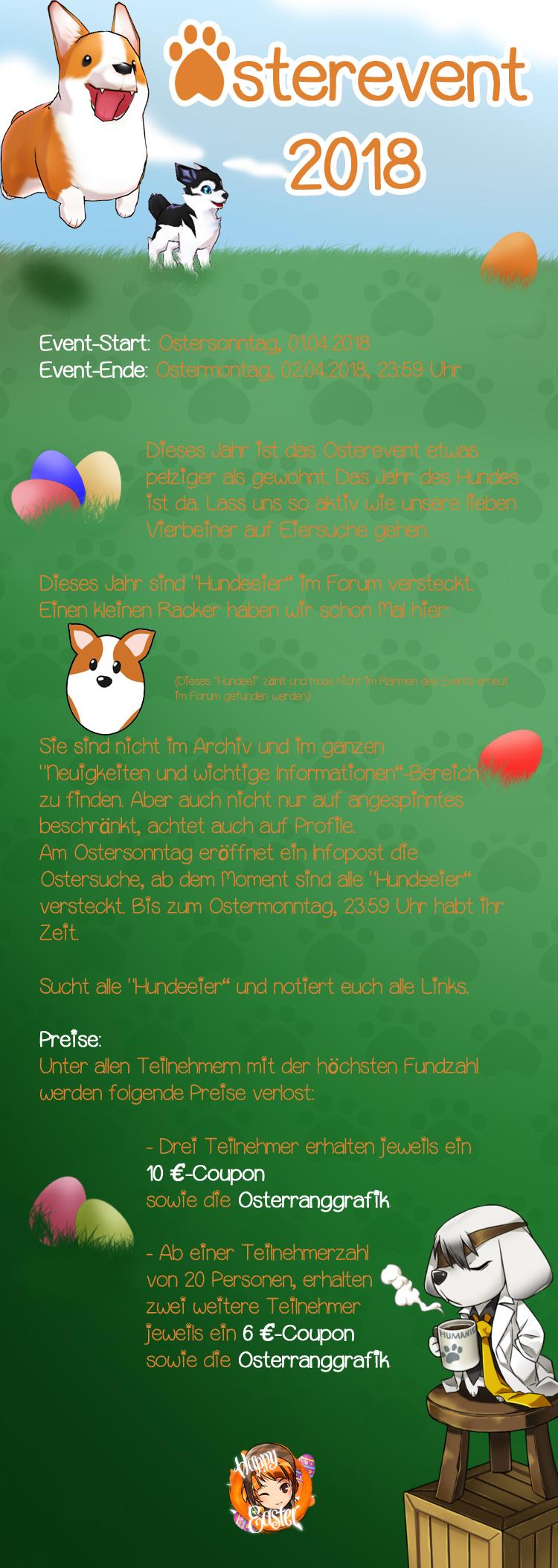 Osterevent 2018 - Wettbewerbe und Events - Elsword DE