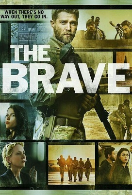 The Brave - Stagione 1 (2018) (Completa) WEBMux ITA MP3 Avi Poster-film-the-braves4fe1