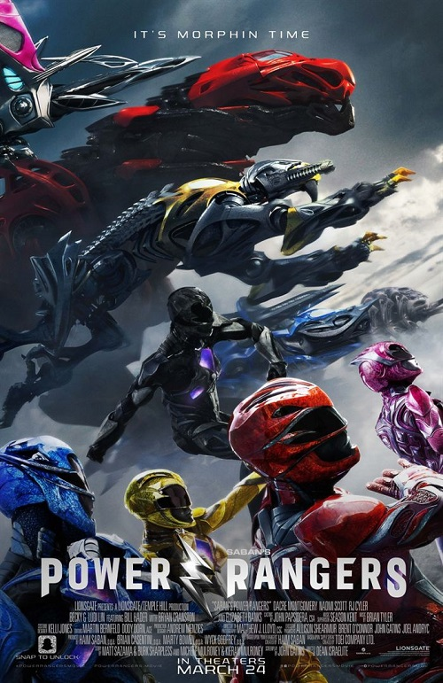 Power Rangers Film indir