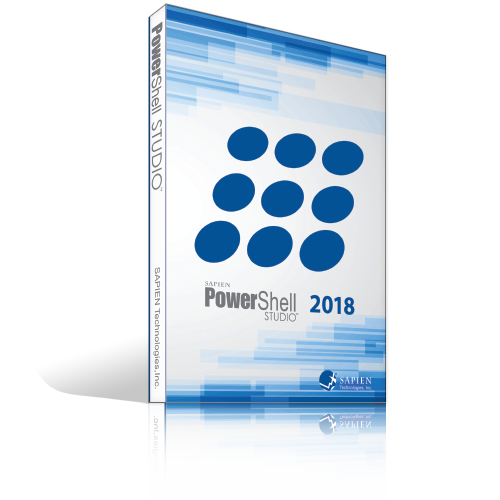 download Sapien PowerShell Studio 2018 v5.5.149