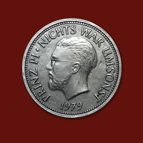 Cover: Prinz Pi - Nichts War Umsonst (2017)